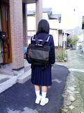 中学入学おめでとう